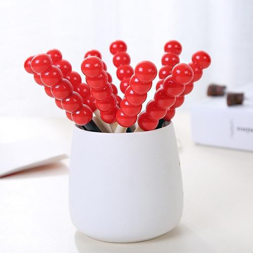 oficina boligrafo creativa azucar calabaza tinta gel negro