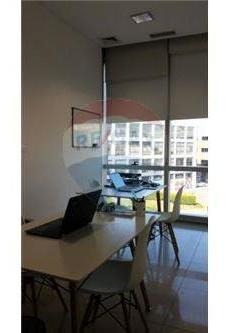 oficina c/ cochera en alquiler edif office quatro