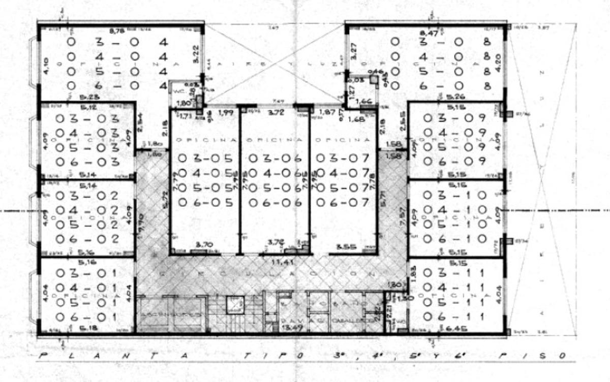oficina céntrica 29m2