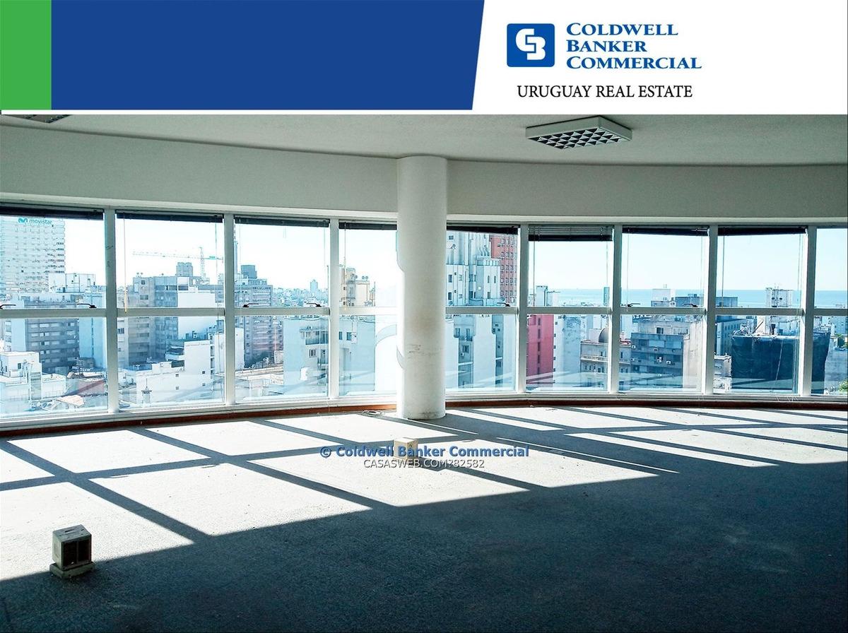 oficina centro alquiler - vista panoramica