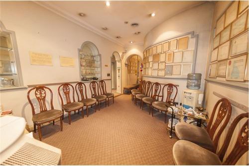 oficina - clínica, 1er piso av sta fe y riobamba