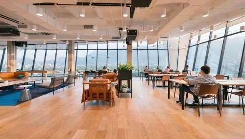 oficina completamente equipada para 21-50 personas en contadero, santa fe