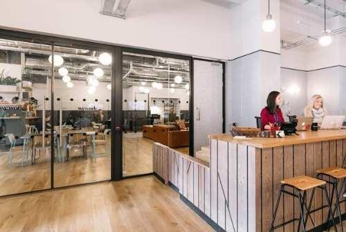 oficina completamente equipada para 5-10 personas en jardines del pedregal.