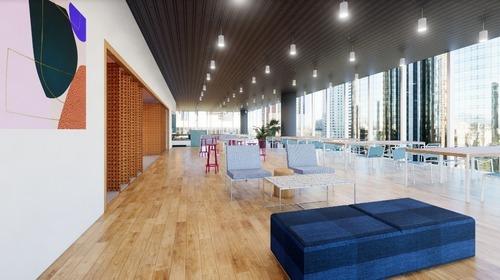 oficina completamente equipada, servicios incluidos para 12 a 15 personas. au