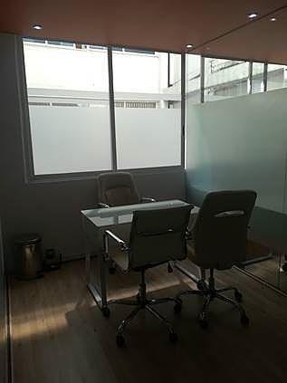 oficina completamente equipada, servicios incluidos para hasta 3 personas.