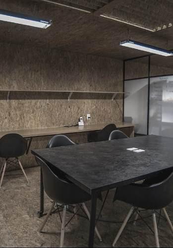 oficina completamente equipada, todos los servicios incluidos para 6 personas.