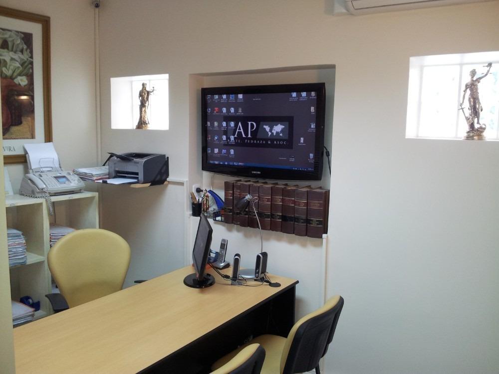 oficina con cochera - zona tribunales