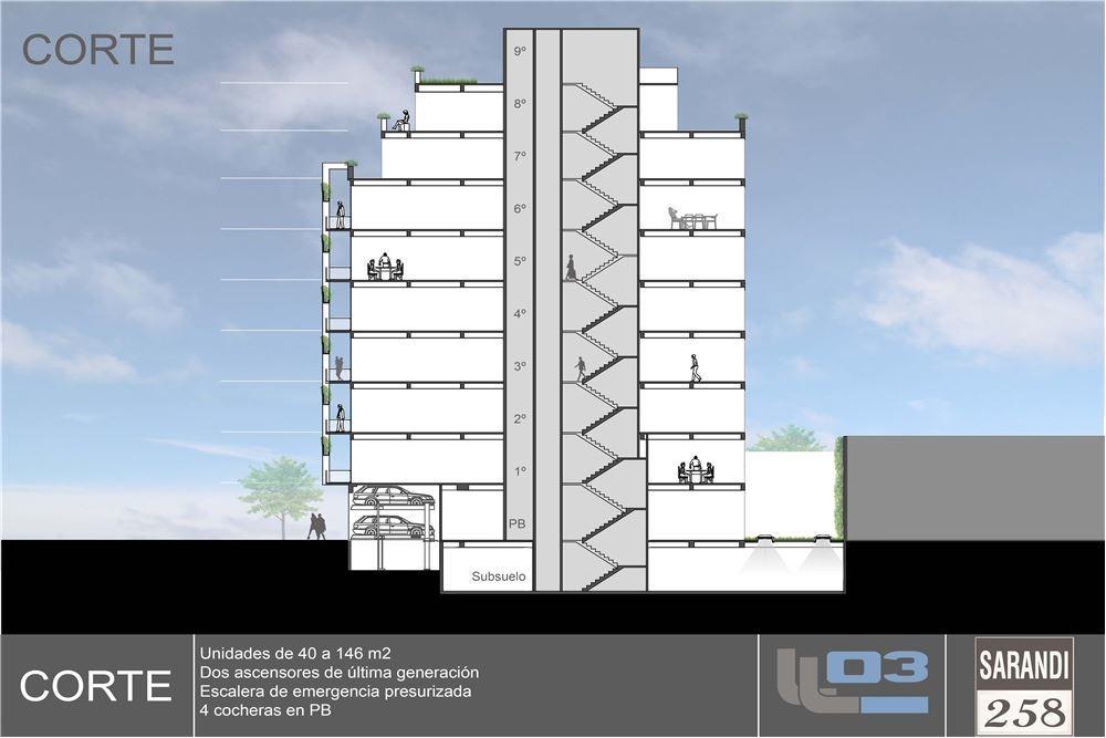 oficina congreso apto vivienda, venta pozo