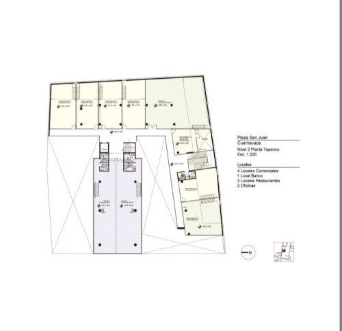 oficina / consultorio  en chapultepec / cuernavaca - grb-477-of