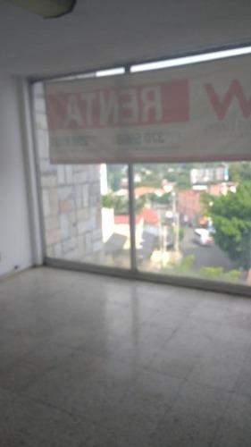 oficina / consultorio  en miraval / cuernavaca - ine-446-of