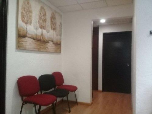 oficina / consultorio  en vista hermosa / cuernavaca - grb-507-of