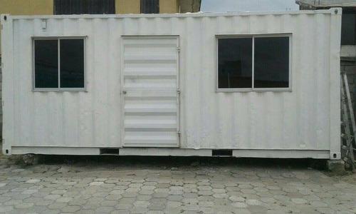 oficina container, modificaciones de contenedores, proyectos
