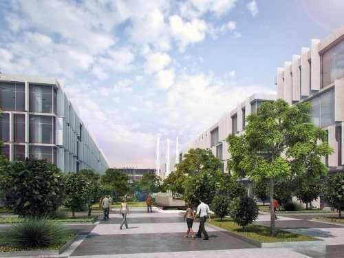 oficina corporativa en renta 10,000 m2, tlalnepantla