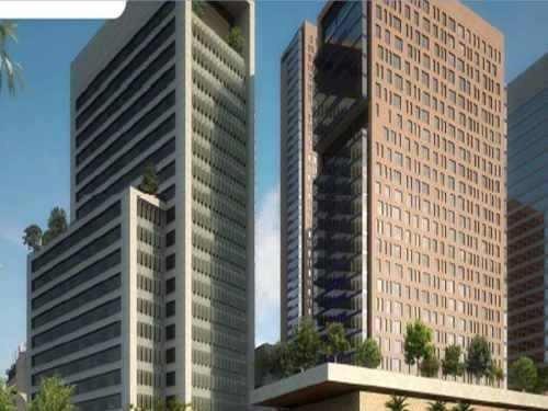 oficina corporativa en renta 1,650 m2, polanco