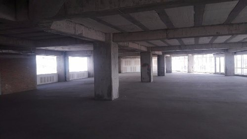 oficina corporativa en renta 2,000 m2, col. periodista