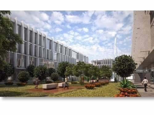 oficina corporativa en renta 20,000 m2, tlalnepantla