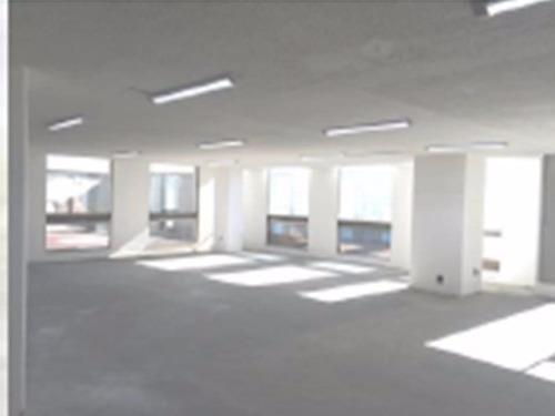 oficina corporativa en renta 269 m2, nueva anzures