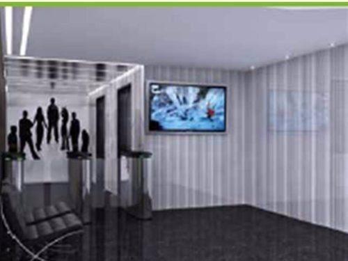oficina corporativa en renta 275 m2, lomas de chapultepec