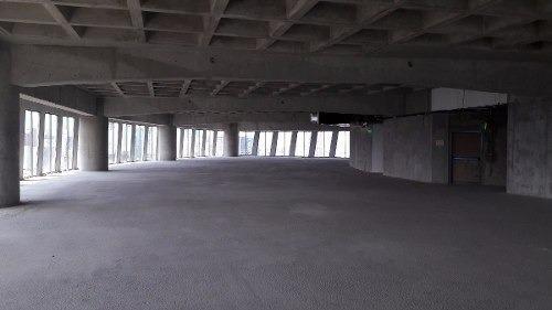 oficina corporativa en renta 2,800 m2, nuevo polanco