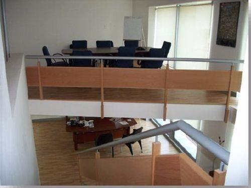 oficina corporativa en renta 333 m2, lomas de santa fe