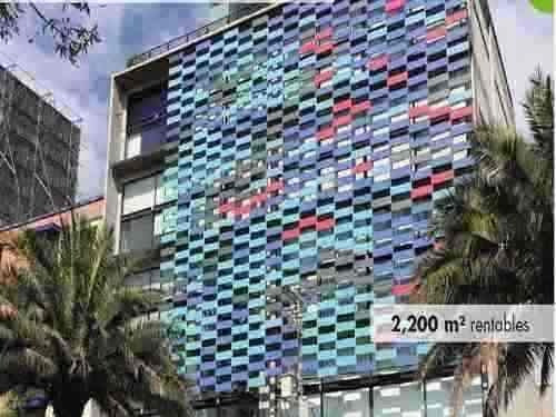 oficina corporativa en renta 410 m2, polanco