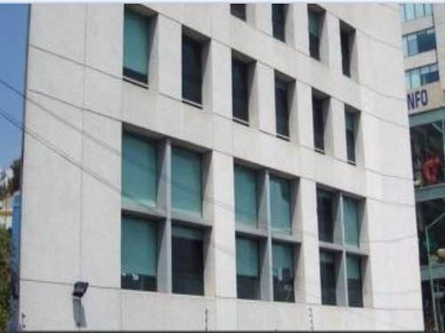 oficina corporativa en renta 491 m2, lomas de santa fe