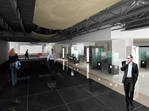 oficina corporativa en renta 730 m2, zona esmeralda