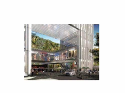 oficina corporativa en renta 865 m2, santa fe