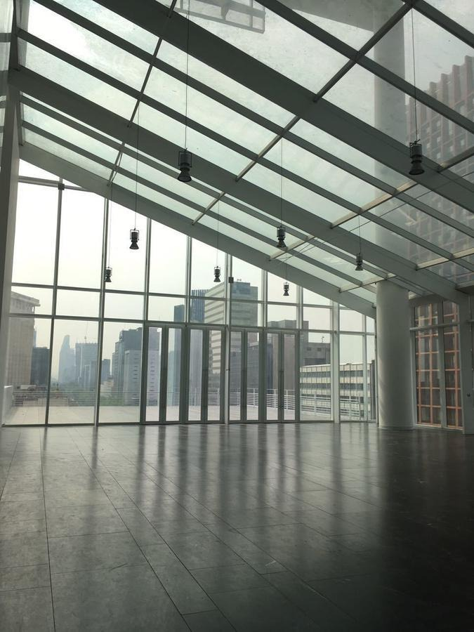 oficina corporativa sobre paseo de la reforma - renta