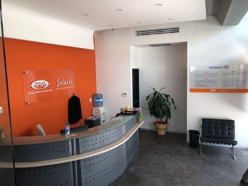 oficina corpotativa en renta 350 m2 colosio cancún