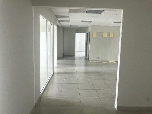 oficina de 150 m2 edificio corporativo en  av. camelinas mor