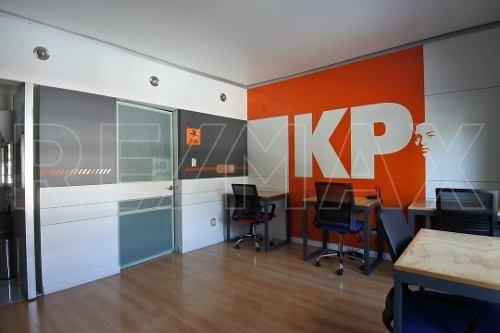 oficina de 18m2 amueblada y con servicios
