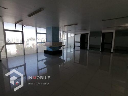 oficina de 330 m2, acondicionada, lomas de tecamachalco.