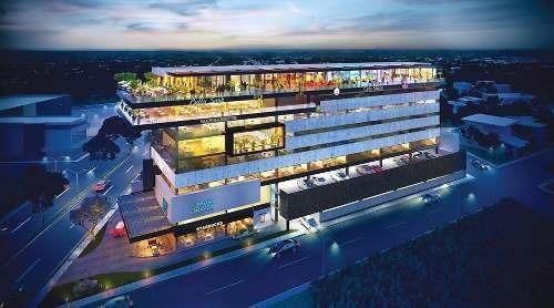 oficina de 34m2 en exclusivo desarrollo skycity