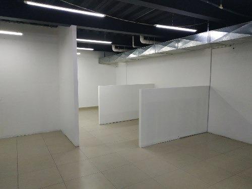 oficina de 40 m2 en edificio de primer nivel  balderas ,
