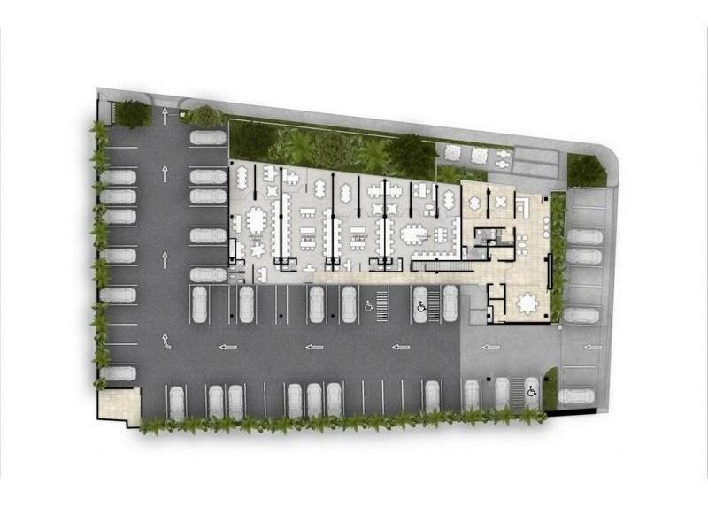 oficina de 42m2 en venta en armorán top en montebello,mérida,yucatán