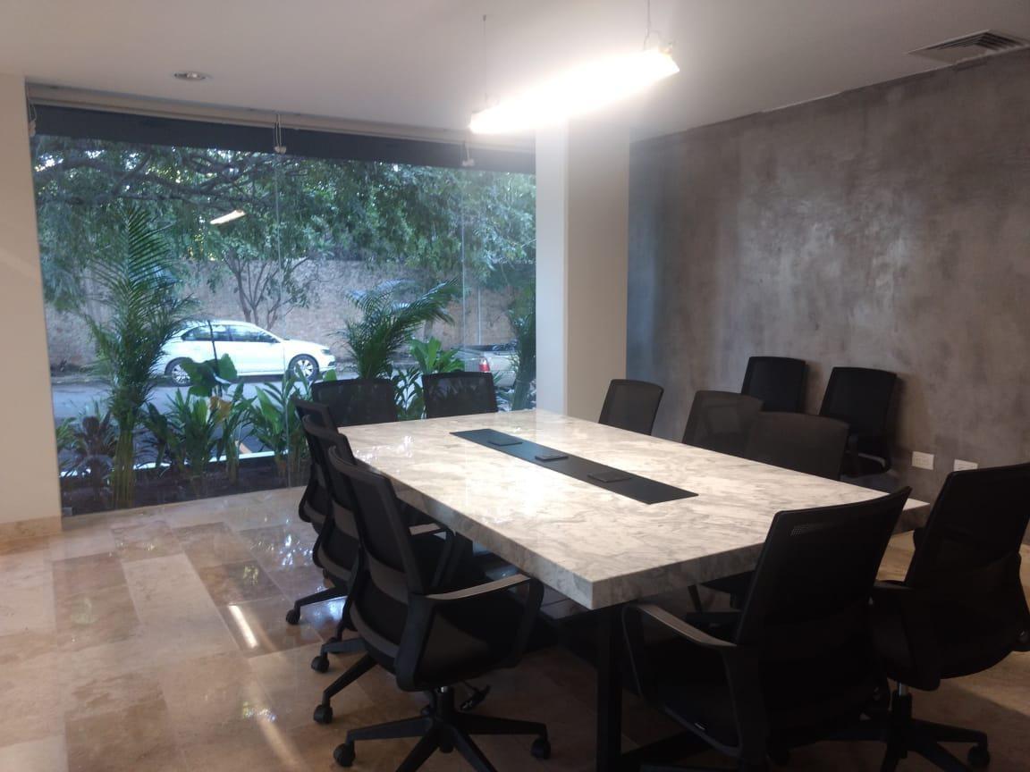 oficina de 44m2 en venta en armorán top en montebello,mérida,yucatán