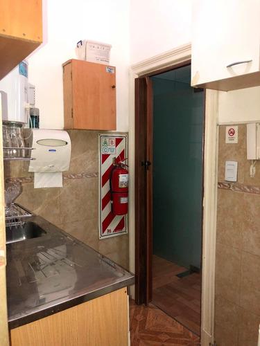 oficina de 67 m2 en san nicolas pleno centro