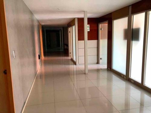 oficina de 684 m2, lista para utilizar, chimalistac.