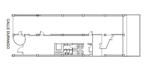 oficina de 843 m2, lista para remodelar, colonia roma.
