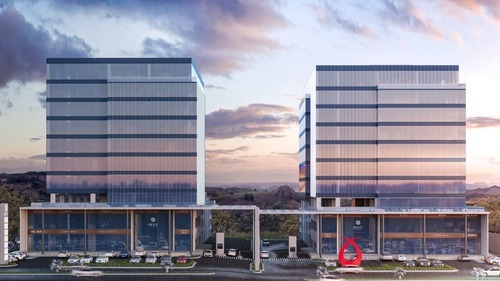 oficina de 87 mts en venta en orvit ii