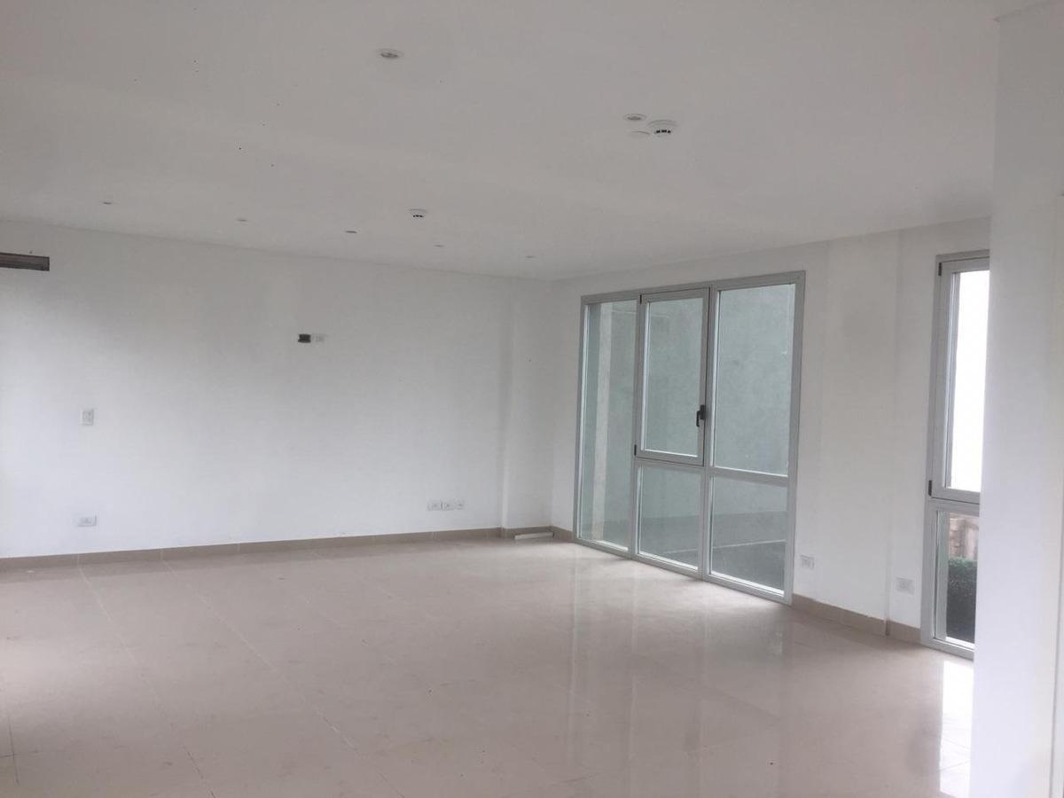 oficina de categoria en alquiler, edificio essense, zona guemes