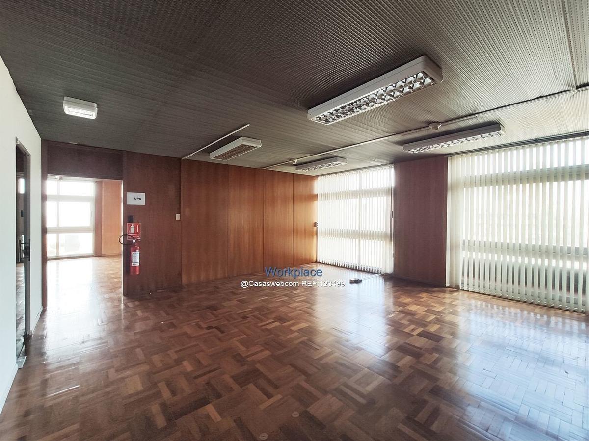 oficina de categoría - palermo - alquiler - vista rambla