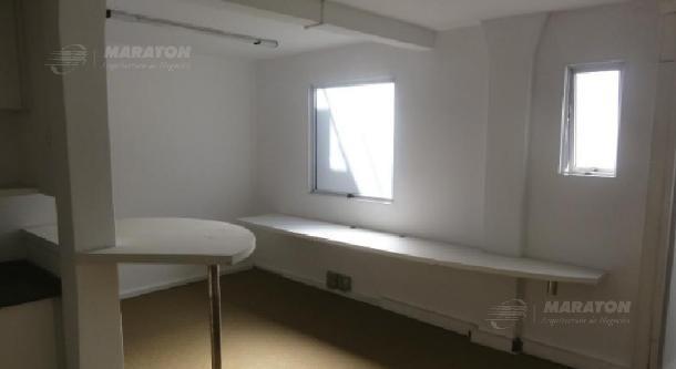 oficina de estilo en microcentro / plaza san martín en alquiler