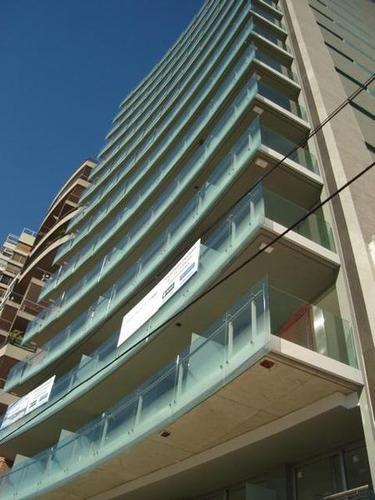 oficina de lujo - c/cochera - vig.24hs. - full amenities