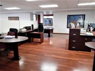 oficina de lujo compartida
