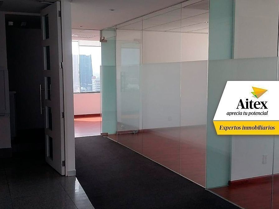oficina de lujo de 2 niveles en col. juárez, cdmx