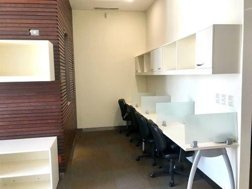 oficina de lujo en sta fe plaza espacio