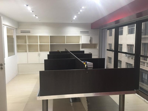 oficina de mas de 5 ambientes - capital federal- san nicolas