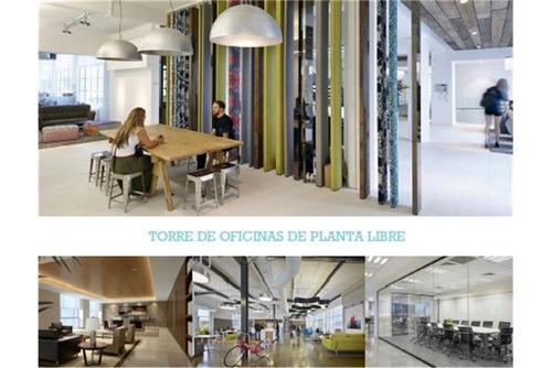 oficina de planta libre en el polo tecnológico!